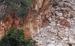 Đình chỉ hoạt động công ty khai thác đá để xảy ra tai nạn lao động