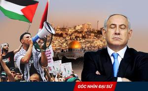 Jerusalem: Giấc mơ người Do Thái, nước mắt người Palestine và nửa thế kỷ giằng co