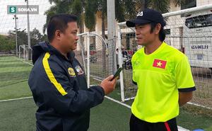 """HLV Nhật tuyên bố giấu bài, """"tướng"""" U21 Việt Nam phản pháo mạnh mẽ"""