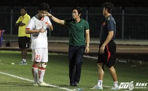 HLV U21 Việt Nam 4 trận không thay áo vẫn đen đủi