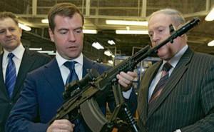 Khám phá những khẩu súng bắn tỉa uy lực nhất của Nga