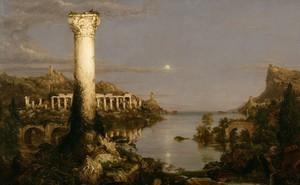 Biến đổi khí hậu đã hủy diệt đế chế La Mã như thế nào?