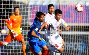 Chiếc thẻ đỏ của Đình Trọng và 'văn hóa V-League'