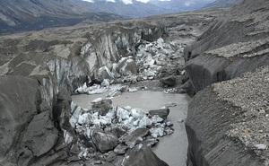 Bí ẩn dòng sông cạn sạch nước trong 4 ngày cuối cùng đã có lời giải