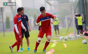 Đội trưởng Trọng Đại báo tin vui cho U20 Việt Nam và HLV Hoàng Anh Tuấn