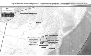 """Nga tung bằng chứng """"ICBM"""" Triều Tiên phóng chỉ là tên lửa tầm trung"""