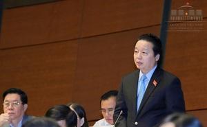Bộ trưởng Trần Hồng Hà thừa nhận công tác dự báo thiên tai còn chưa chính xác
