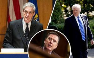 """Tổng thống Trump bị điều tra vì nghi vấn """"cản trở công lý"""""""