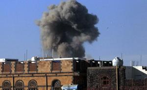 Trụ sở Bộ Quốc phòng Yemen bị không kích