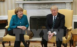 """Tổng thống Mỹ Trump cáo buộc Đức """"nợ"""" NATO những khoản tiền lớn"""