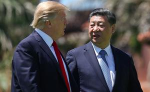 Tổng thống Trump tiết lộ chuyện khó nói trong cuộc điện đàm với ông Tập