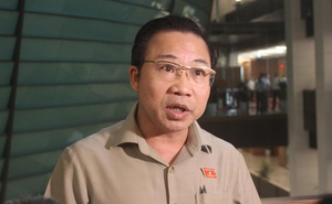 ĐB Lưu Bình Nhưỡng: 'Kỳ họp Quốc hội có phần chất vấn thành công nhất từ trước đến nay'