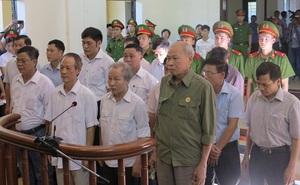 Hai bị cáo ốm, hoãn xét xử 10 cán bộ giao đất sai ở Đồng Tâm