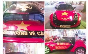 """Cách chung kết 2 ngày, dân tình đã chuẩn bị sẵn sàng để """"bung lụa"""" cùng U23 Việt Nam"""