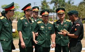 Lần đầu tiên Việt Nam cử sỹ quan sang Ấn Độ tham gia diễn tập quân sự chung