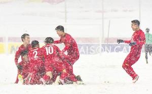 Tổng thống Hàn Quốc ca ngợi chiến công của U23 Việt Nam và HLV Park Hang-seo