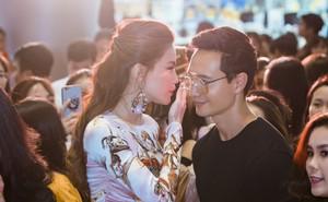 Sau nghi vấn rạn nứt, Hà Hồ xuất hiện thân mật cùng Kim Lý