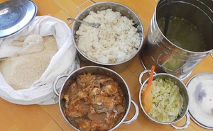 Vụ tố trường cho trẻ ăn cơm gạo mốc: 'Nếu đúng gạo mốc thì còn phải đề nghị truy tố'