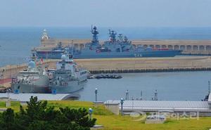 Những ngày sôi động tại Jeju: Tư lệnh hải quân Hàn Quốc thăm tàu hộ vệ tên lửa Gepard VN