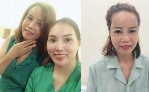 Cô dâu 62 tuổi đăng ảnh mới nhất sau phẫu thuật, chồng chia sẻ vẫn chưa thể nói chuyện