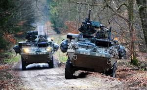 Mỹ sẽ triển khai lực lượng quy mô lớn tại châu Âu