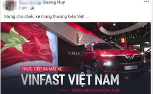 MXH tràn ngập hình ảnh và chia sẻ về xe Vinfast: Quá đẹp, quá đẳng cấp, tôi muốn khóc!