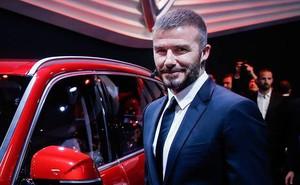 Beckham tiếp tục khen ngợi xe VinFast ngay trên facebook có hơn 53 triệu like