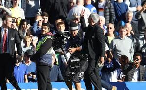 Và quá khứ đã đuổi kịp Mourinho