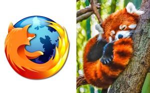 """Bí mật đằng sau những logo nổi tiếng: Khi """"firefox"""" không phải là một con cáo"""