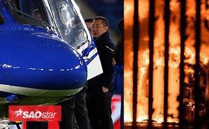 Vụ trực thăng của ông chủ Leicester rơi: Vì sao trực thăng không an toàn như máy bay?