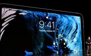 Apple giới thiệu iPad Pro mới, khung vát phẳng như iPhone 5, có Face ID, 4 viền màn hình mỏng đều, bút Apple Pencil mới sạc không dây, giá từ 799 USD