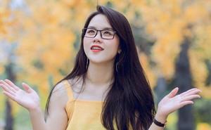 Gặp cô bạn tân cử nhân Ngoại thương xinh như hotgirl, nhận học bổng du học Thạc sỹ 3 chuyên ngành tại Mỹ