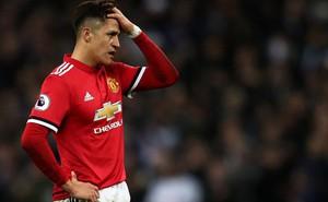 """Không phải ai khác, """"tội lỗi"""" của Alexis Sanchez do chính Man United gây ra"""