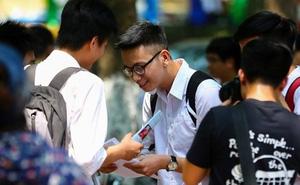 Sắp công bố đề thi minh họa vào lớp 10 cho học sinh Hà Nội