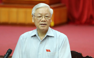 """TBT Nguyễn Phú Trọng nói về việc được giới thiệu ứng cử Chủ tịch nước: """"Không phải vì nhất thể hóa, đây là tình huống"""""""