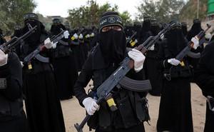 Chiêm ngưỡng vẻ đẹp bí ẩn, mạnh mẽ của các nữ du kích Palestine