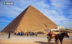 """Phát hiện hệ thống đường dốc 4.500 tuổi, có thể chính là """"bí kíp"""" xây kim tự tháp Giza"""
