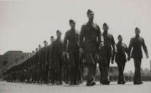 Ảnh đen trắng hiếm về lịch sử quân đội trên thế giới