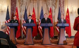 """Nâng cấp chức vụ đại diện tham gia đối thoại, TQ đã """"mệt mỏi"""" vì chiến tranh thương mại?"""