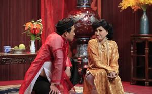 Trấn Thành xem bói, hỏi thẳng NSƯT Thanh Kim Huệ: Bà có làm gì xấu với ai không?