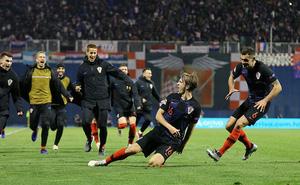 Lấy lại hình ảnh á quân World Cup, Croatia khiến Anh và TBN phải run rẩy