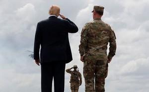Tổng thống Trump duyệt chi ngân sách quốc phòng cao nhất lịch sử Mỹ