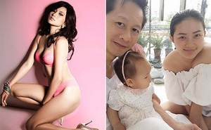 Phan Như Thảo tăng cân, xuống sắc từ khi làm vợ thứ 4 của đại gia khét tiếng