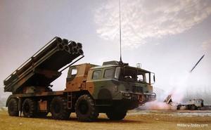 [ẢNH] Trung Quốc khoe pháo phản lực phóng loạt cỡ nòng lớn bắn xa nhất thế giới