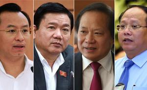 5 Ủy viên Trung ương Đảng đương nhiệm bị kỷ luật