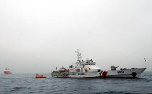Tàu TT200 và TT400 Cảnh sát biển Việt Nam có thêm khí tài mới hiện đại