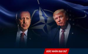 Bất đồng Mỹ - Thổ Nhĩ Kỳ: Khi đồng minh chiến lược ngả sang Nga, Iran
