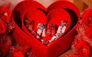 Những lời chúc Valentine ngọt ngào bằng tiếng Anh