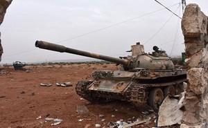Mỹ tiêu diệt xe tăng lực lượng thân chính phủ, chiến sự Syria xấu đi?