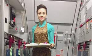 Nữ tiếp viên hàng không có chồng cùng nghề kể về những đêm đón giao thừa trên trời, rời phi trường là lao vào bếp